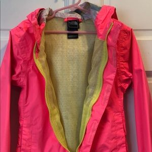 The North Face Jackets & Coats - The North Face girls waterproof jacket